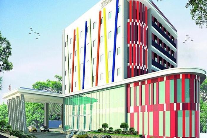 Amaris Hotel Kupang - Tampilan Luar Hotel