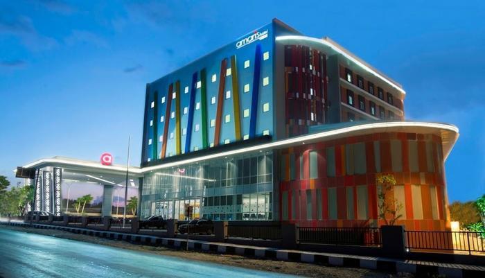 Amaris Hotel Kupang - Eksterior