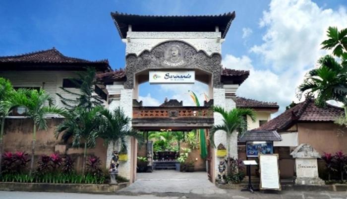 Sarinande Hotel Bali - Eksterior