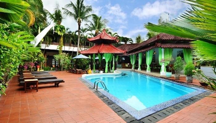 Sarinande Hotel Bali - Kolam Renang
