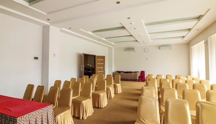 NIDA Rooms Pasar Kembang 49 Kraton - Ruang Rapat