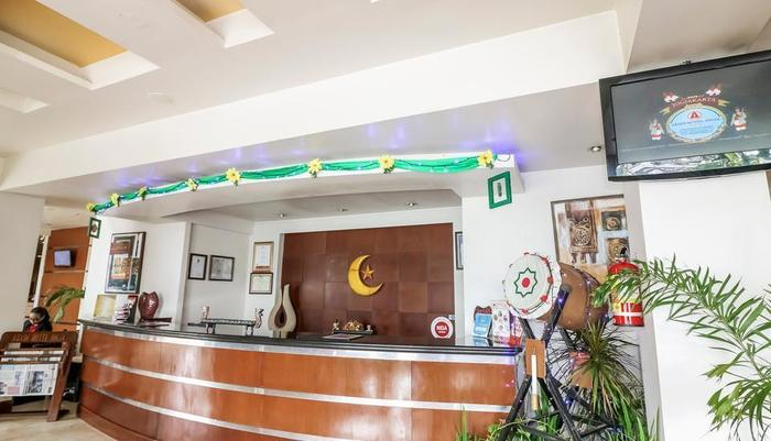 NIDA Rooms Pasar Kembang 49 Kraton - Resepsionis