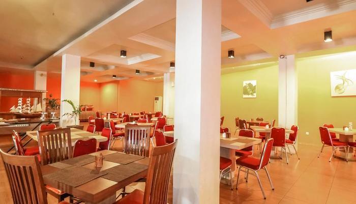 NIDA Rooms Pasar Kembang 49 Kraton - Restoran