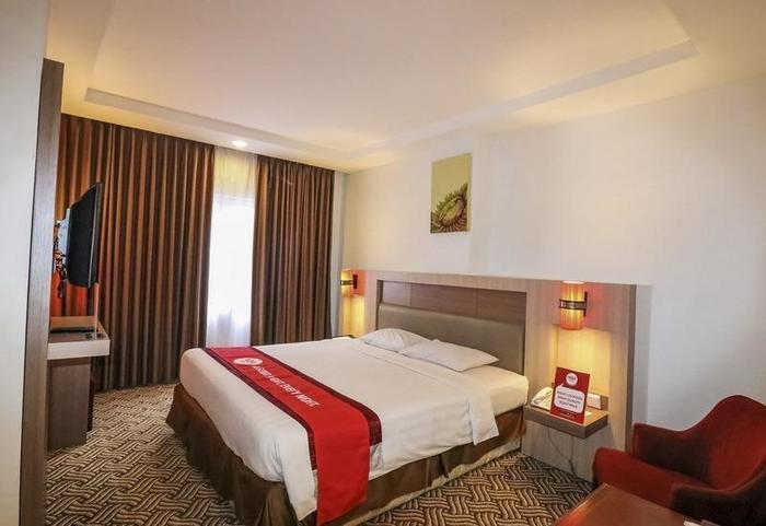 NIDA Rooms Pasar Kembang 49 Kraton - Kamar tamu