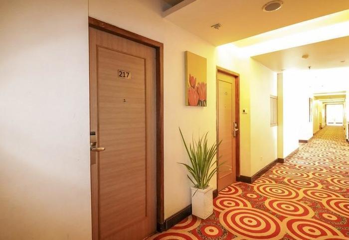 NIDA Rooms Pasar Kembang 49 Kraton - Pemandangan Area