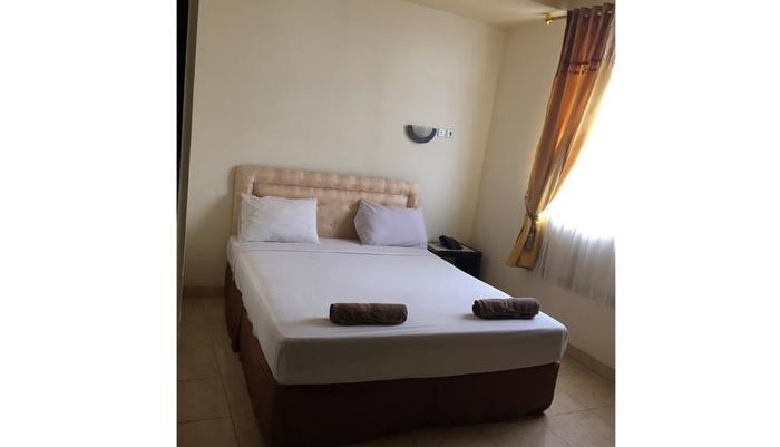 Triantama Hotel Palembang - Kamar Deluxe