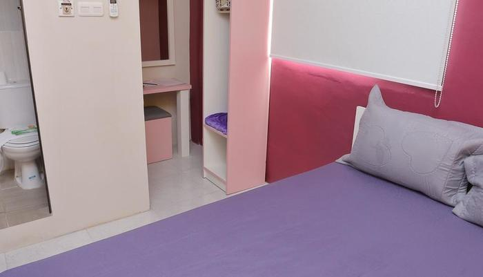 Hotel Al - Fatih Banda Aceh - kamar budget