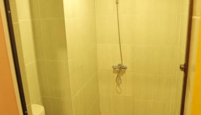 Hotel Al - Fatih Banda Aceh - kamar mandi