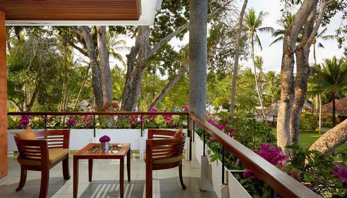 Melia Bali-Indonesia Bali - Premium room terrace