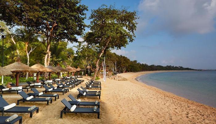 Melia Bali - Beach