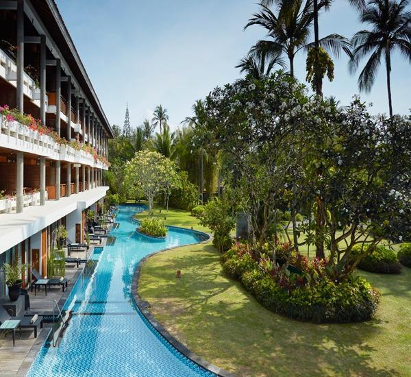Melia Bali-Indonesia Bali - Lagoon Pool