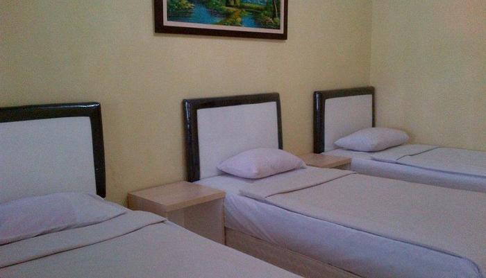 Sitamiang Hotel & Resort Bogor - Kamar tamu