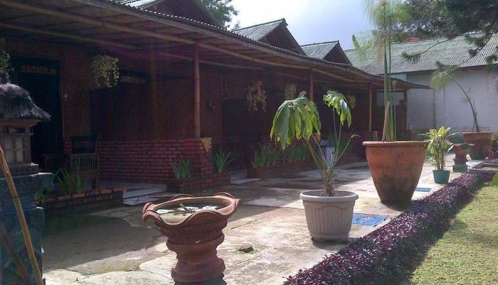 Sitamiang Hotel & Resort Bogor - Eksterior