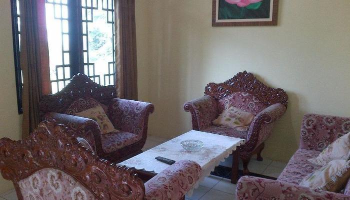 Sitamiang Hotel & Resort Bogor - Ruang tamu
