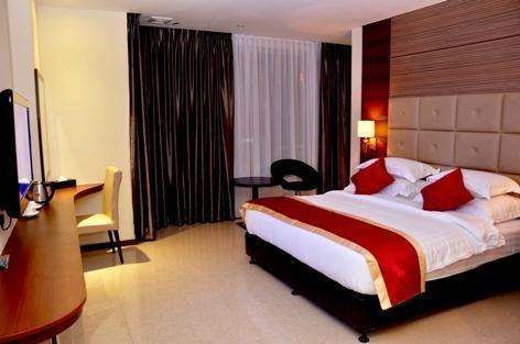 Gideon Hotel Batam - Deluxe Room