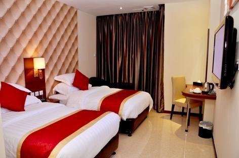 Gideon Hotel Batam - Superior Room
