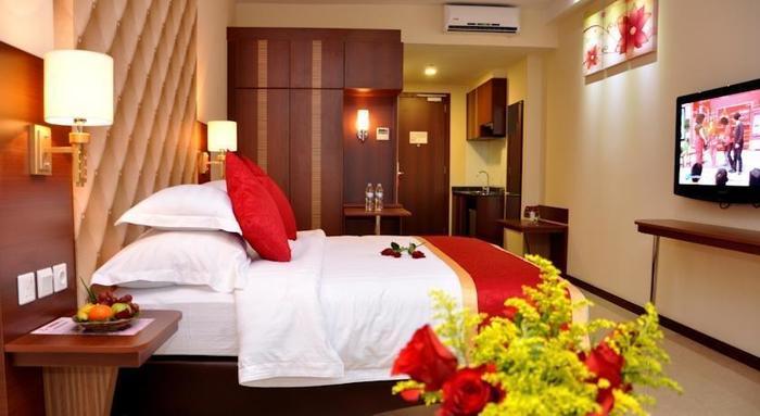 Gideon Hotel Batam - Kamar