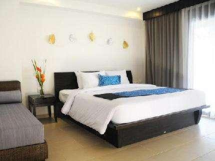 The Camakila Legian Bali - Deluxe Double