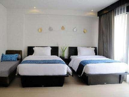The Camakila Legian Bali - Deluxe Twin
