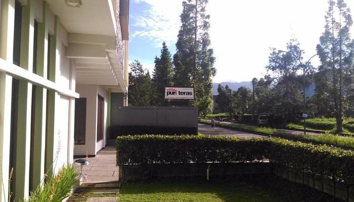 Villa Puri Teras Lembang - Taman