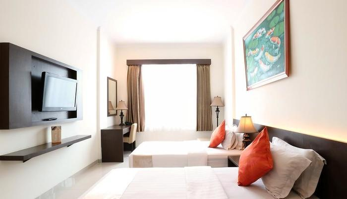 ALQUEBY Hotel Bandung - Executive room