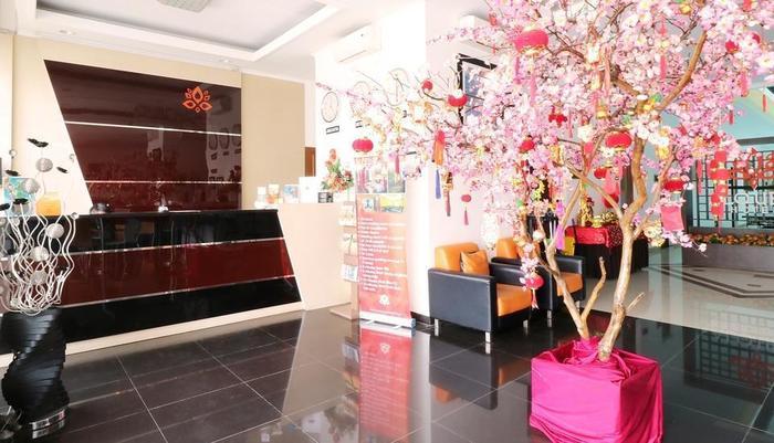 ALQUEBY Hotel Bandung - Lobby