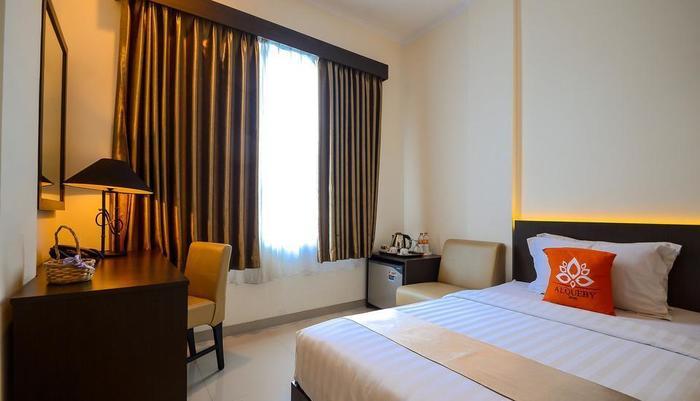 ALQUEBY Hotel Bandung - Deluxe Twin