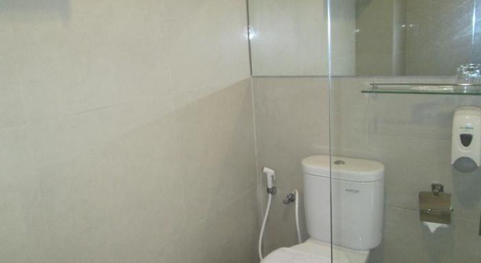 Kembang Hotel Bandung - Kamar mandi
