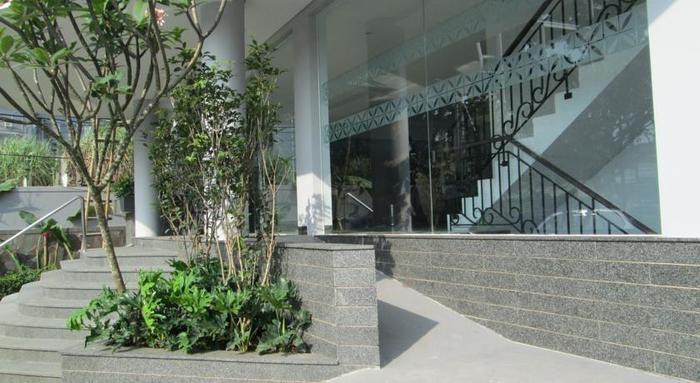 Kembang Hotel Bandung - Eksterior