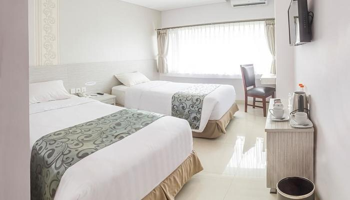 Kembang Hotel Bandung - Superior Twin