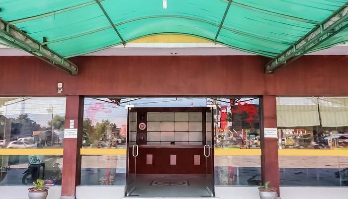 NIDA Rooms Tampan Hj Soebrantas Panam Pekanbaru - Masuk