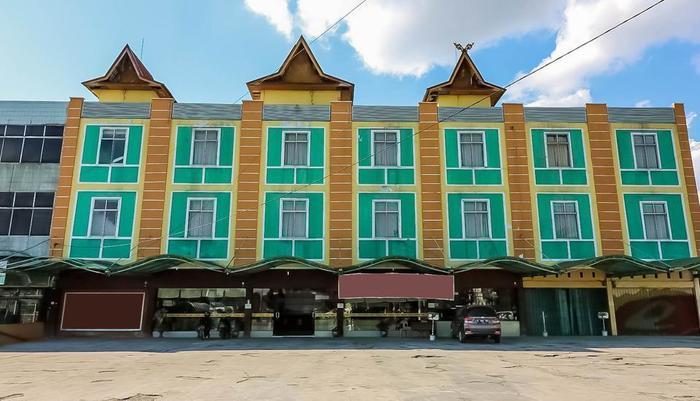 NIDA Rooms Tampan Hj Soebrantas Panam Pekanbaru - Eksterior