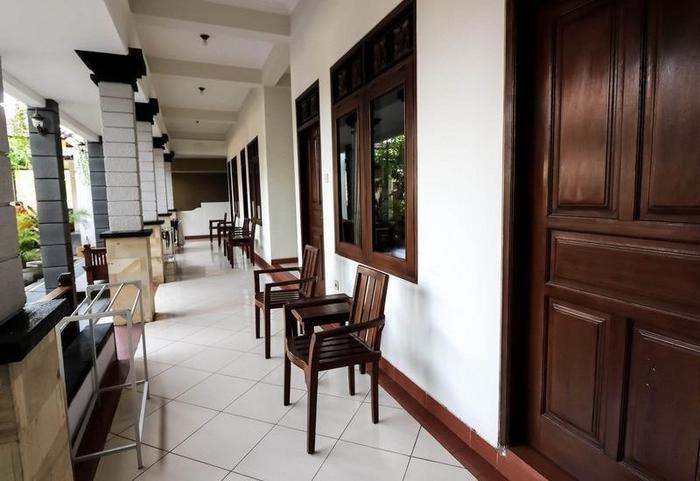 NIDA Rooms Legian Beach Pengera Cikan Kuta - Pemandangan Area