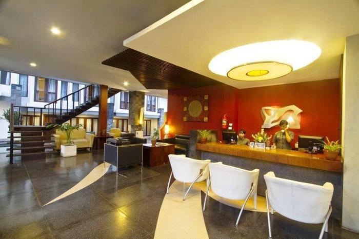 NIDA Rooms Padma Kuta Badung - Lobi