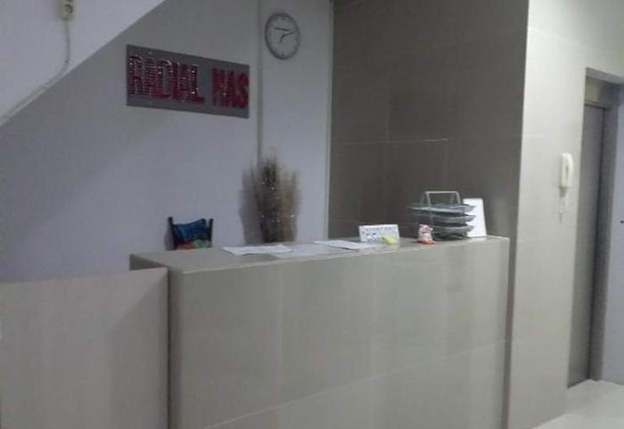 Radial Mas Resto & Kost Palembang - Lobi