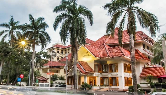 Sofyan Hotel Cut Meutia Menteng - Exterior