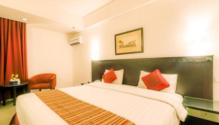 Sofyan Hotel Cut Meutia Menteng - Bedroom