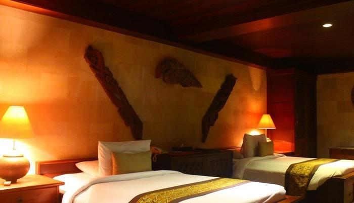 The Kampung Resort Ubud - Kamar Suite Top Hill