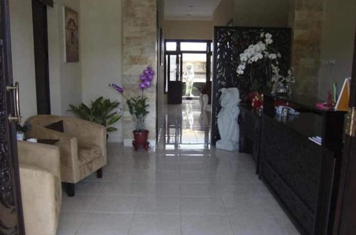 Roemah Canting Homestay Yogyakarta - Ruang tamu