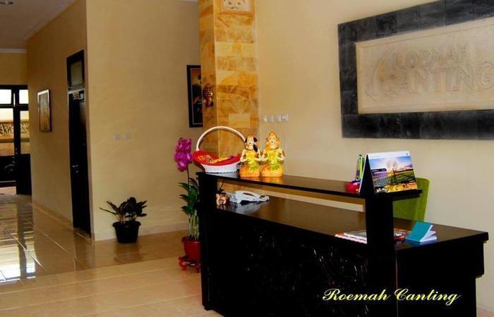 Roemah Canting Homestay Yogyakarta - Exterior