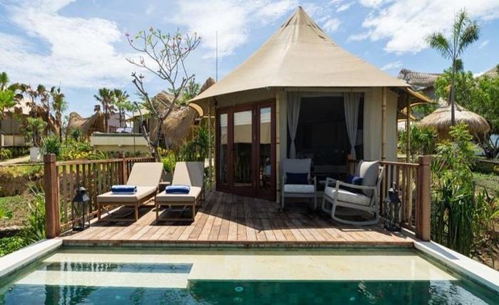 Menjangan Dynasty Resort Bali - Kolam Renang
