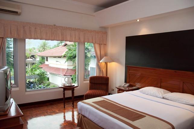 Hotel Parama Puncak - Deluxe Room