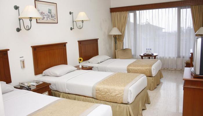 Hotel Parama Puncak - Family Room