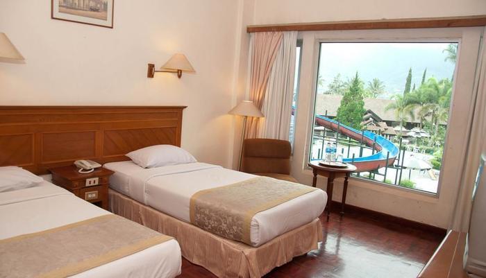 Hotel Parama Puncak - Superior Twin