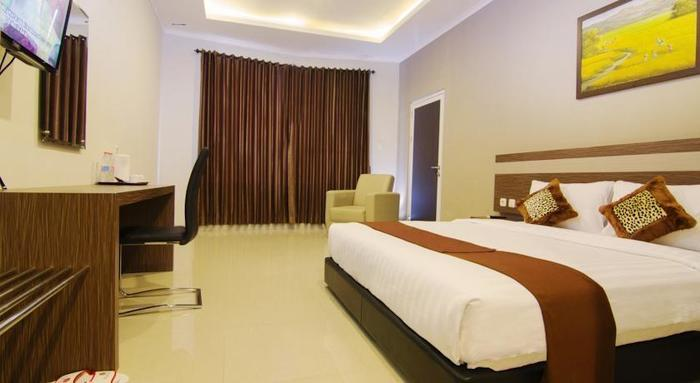 Hotel Raffleshom Bandung - Executive Double