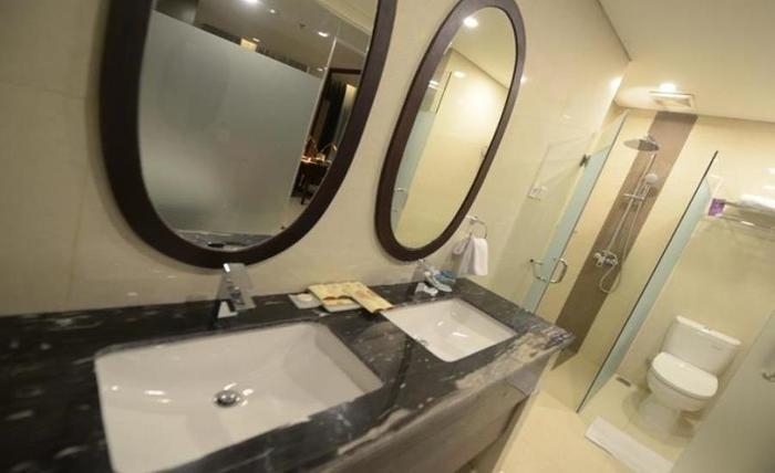 Grand Tjokro Balikpapan - Kamar mandi