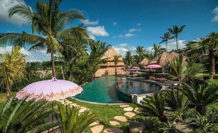 Blue Karma Resort Ubud Bali - AAA