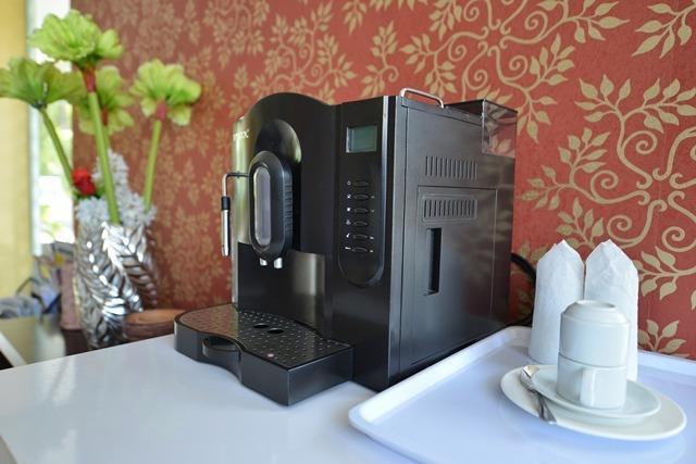 Anaya Home Hotel Medan - Pembuat kopi