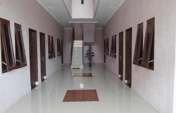 Vandolia Guest House Medan - Koridor
