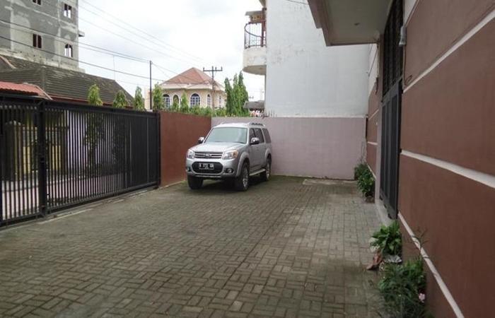 Vandolia Guest House Medan - Eksterior